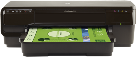 HP Officejet 7110 ePrinter (черный)