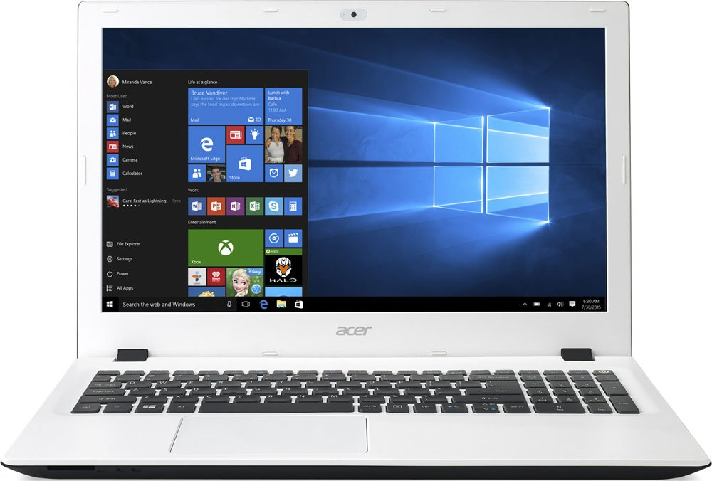 "Ноутбук Acer Aspire E5-573G-58ST (Intel Core i5 4210U 1700 Mhz/15.6""/1920х1080/4096Mb/500Gb HDD/DVD-RW/NVIDIA GeForce 920M/WIFI/Windows 10 Home)"