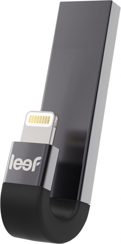 USB флешка Leef iBridge 3 128Gb (черный)
