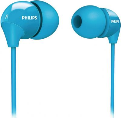 Philips SHE3570BL (голубой)