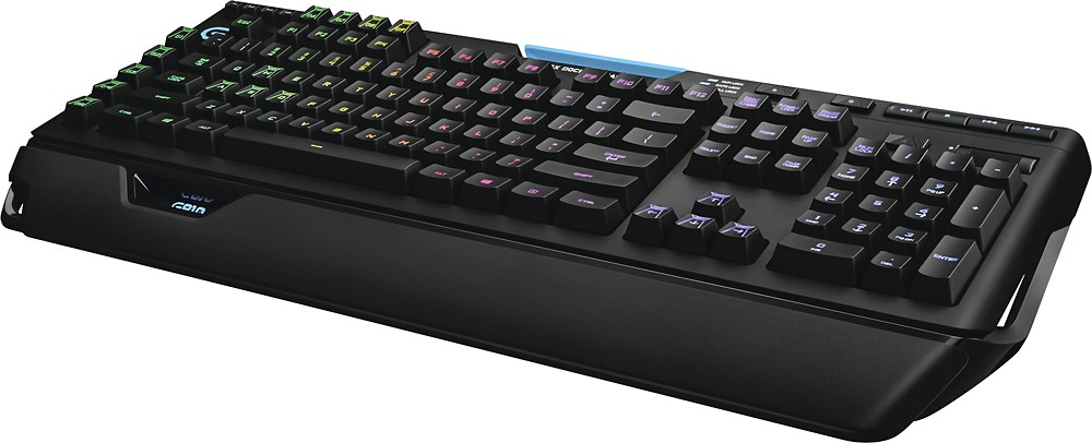 Logitech G910 Orion Spectrum (черный) клавиатура logitech g910 orion spectrum