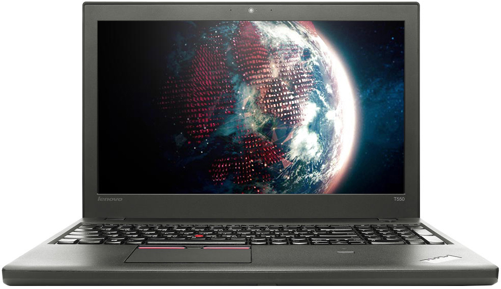 "Ноутбук Lenovo ThinkPad T550 20CJS1XH00 (Intel Core i5 5200U 2200 Mhz/15.6""/1920х1080/8192Mb/256Gb SSD/DVD нет/Intel® HD Graphics 5500/WIFI/Windows 7 Professional x64)"