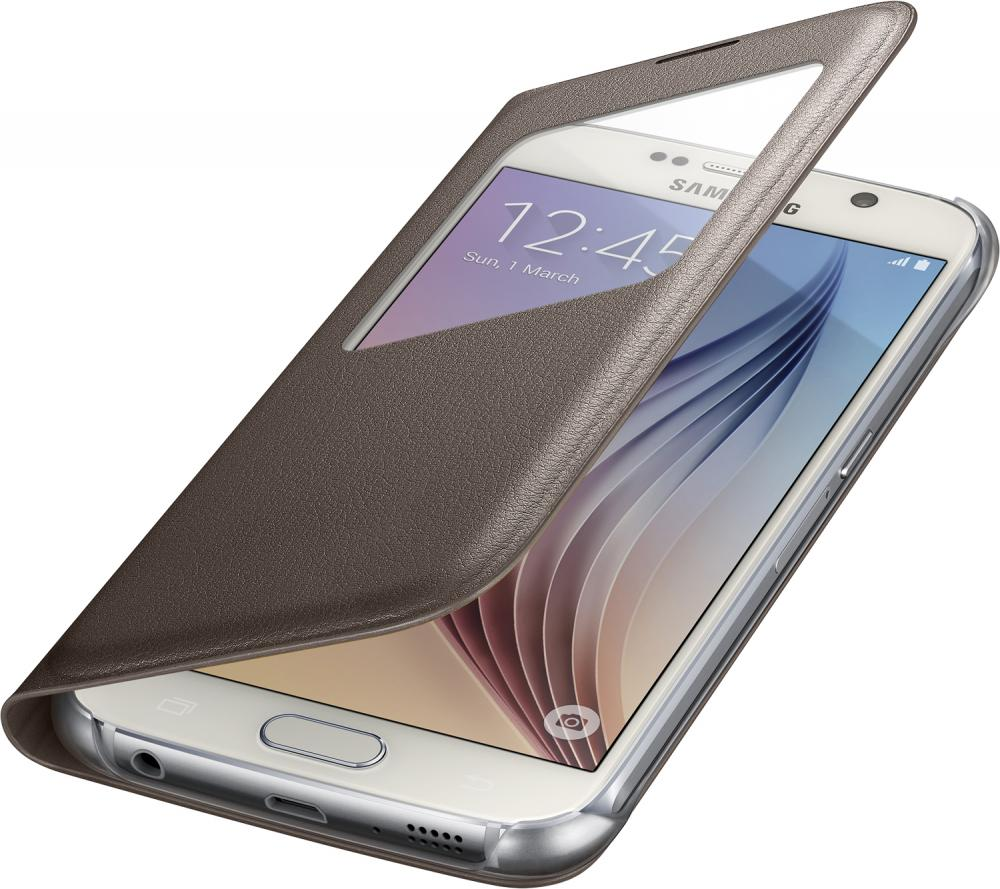 Samsung S-View Cover для Galaxy S6