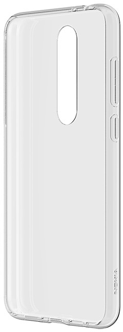 Клип-кейс Clear Case CC-151 5.1 Plus (прозрачный)