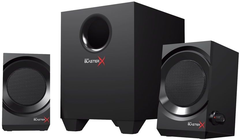 Creative Sound BlasterX Kratos S3 (черный)