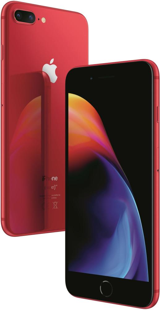 Мобильный телефон Apple iPhone 8 Plus (PRODUCT)RED™ Special Edition 64GB (красный)