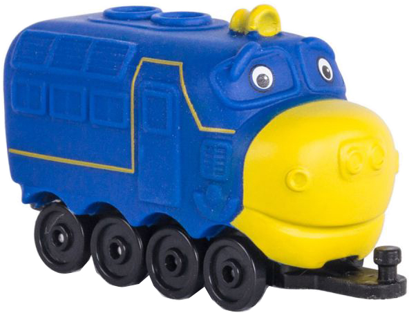 Фото Фигурка CHUGGINGTON Паровозик Брюстер